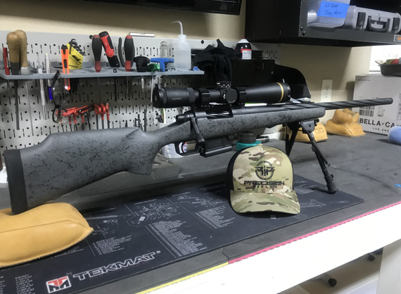 rip vault rifle