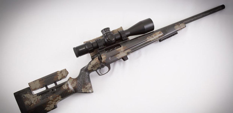 RIP custom rifle 6.5 Creedmoor